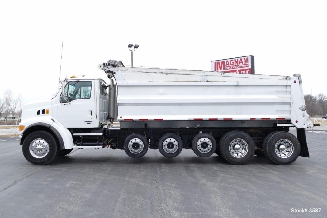 2007 Sterling L7500 Dump Truck