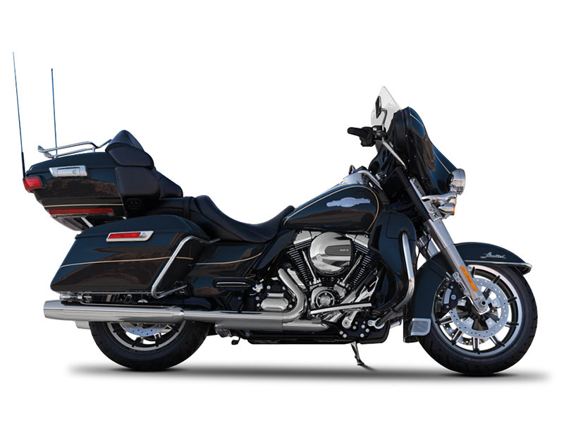 2016 Harley-Davidson Police & Fire Peace Officer