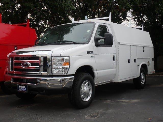 2016 Ford E350 Sd  Mechanics Truck