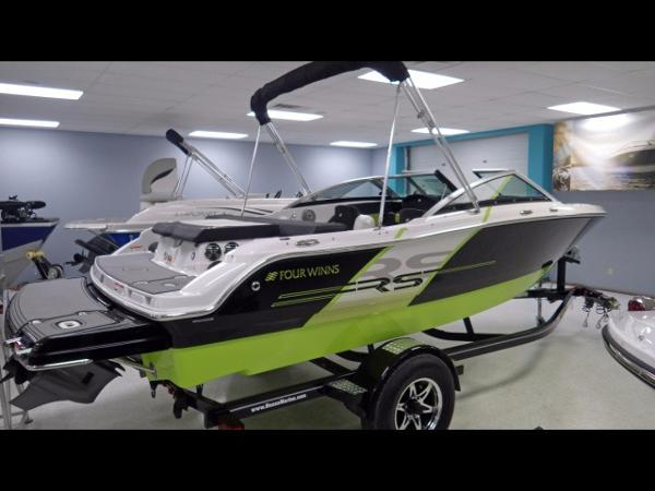 Four Winns 180 Horizon Boats For Sale