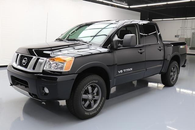 2015 Nissan Titan Pickup Truck