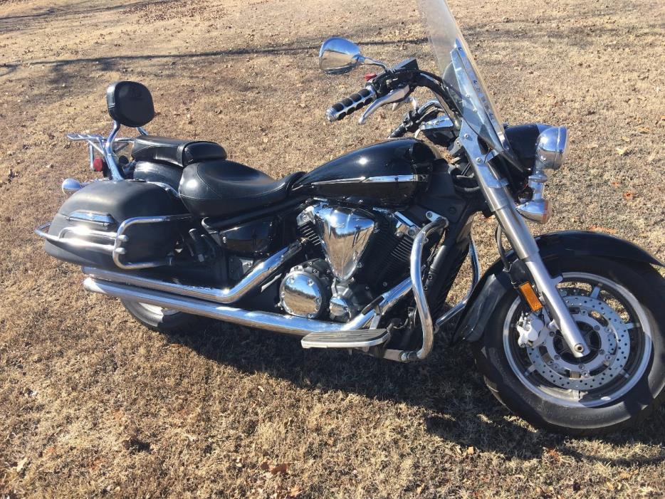 2007 Star Motorcycles V STAR 1300 TOURER