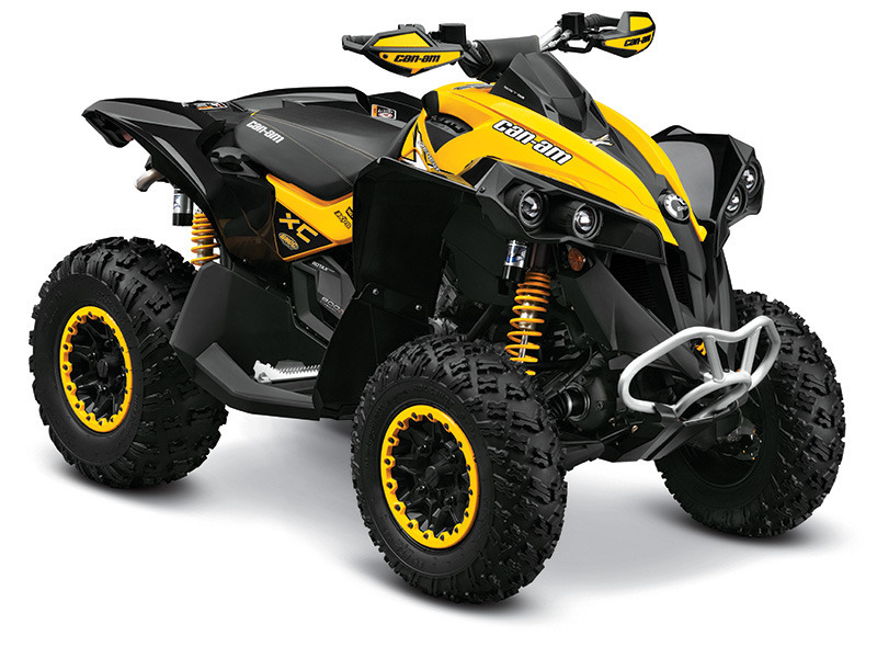 2015 Can-Am Renegade X xc 800R