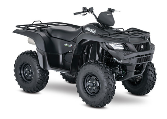 2017 Suzuki KINGQUAD 500AXI POWER STEERING SPECIAL EDITION SOLID MA