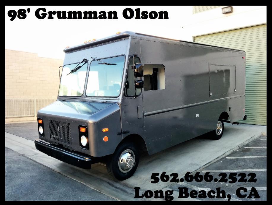 1998 Grumman Olson Step Van Stepvan
