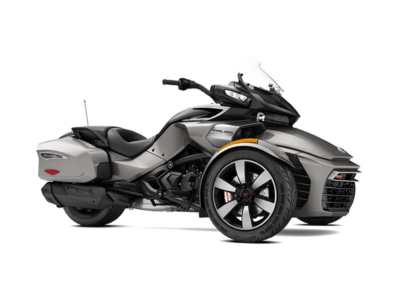 2017 Can-Am Spyder F3-T 6-Speed Manual (SM6)