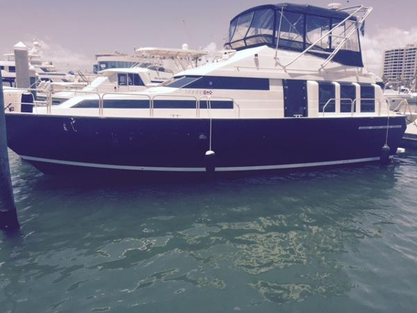 Mainship 41 vehicles for sale for 41 ft mainship grand salon