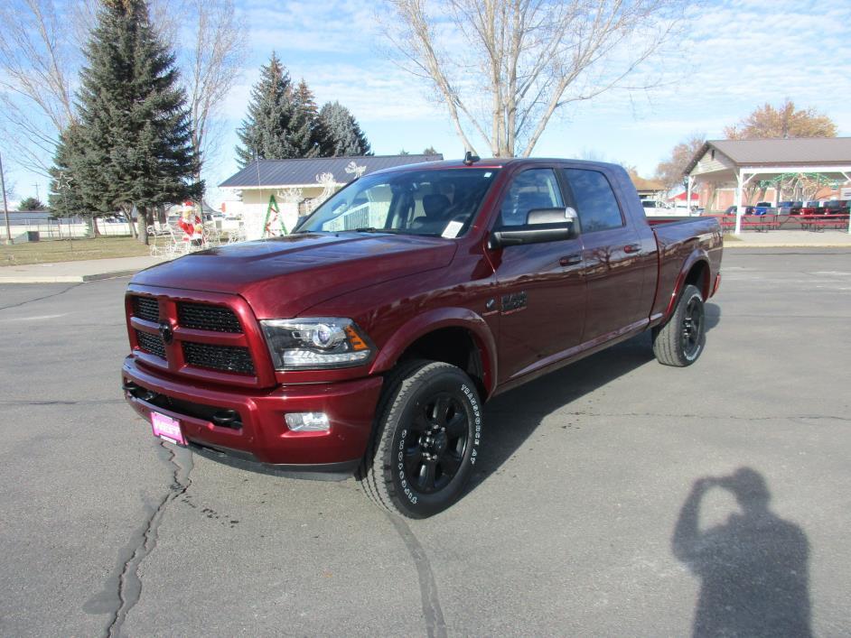 2017 Ram 3500  Pickup Truck