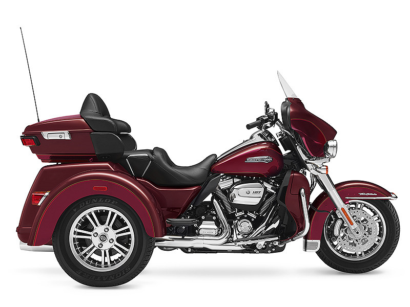 harley davidson tri glide ultra motorcycles for sale in fairfield ohio. Black Bedroom Furniture Sets. Home Design Ideas
