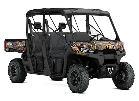 2017 Can-Am DEFENDER MAX XT HD8 MOSSY OAK BREAK-UP COUNTRY CAMO