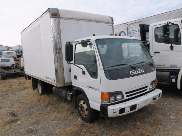 1999 Isuzu Npr  Box Truck - Straight Truck