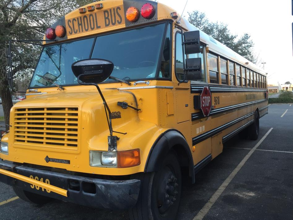 1996 Thomas School Bus  Bus