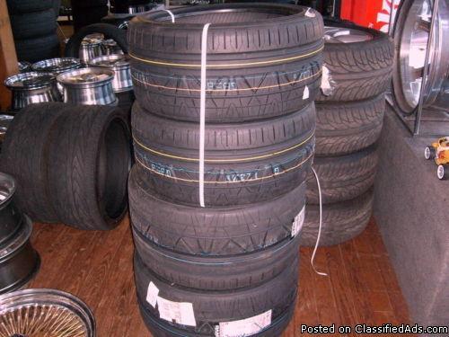 4 nitto envo tires