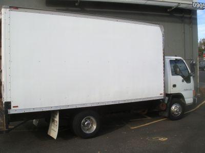 2002 Isuzu Npr  Box Truck - Straight Truck