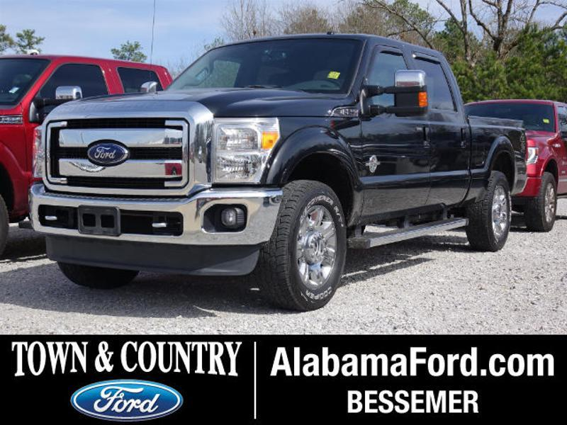 2014 Ford F-250 Super Duty Lariat
