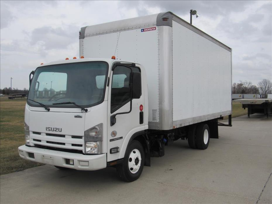 2012 Isuzu Npr-Hd Box Truck - Straight Truck