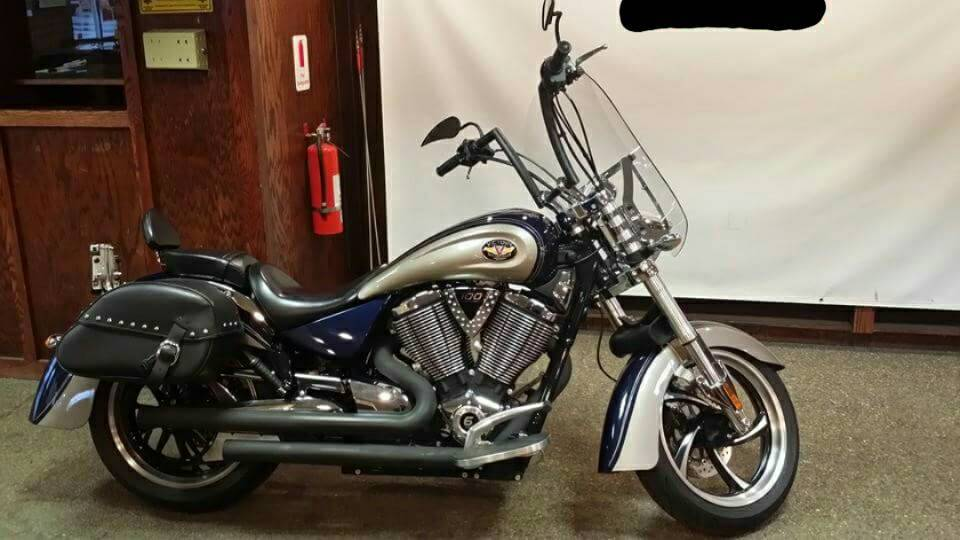2010 Victory Kingpin Motorcycles For Sale