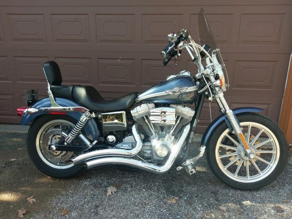 Harley Davidson Dyna Low Rider For Sale Carlsbad Ca >> 2003 Gunmetal Blue Harley Vehicles For Sale