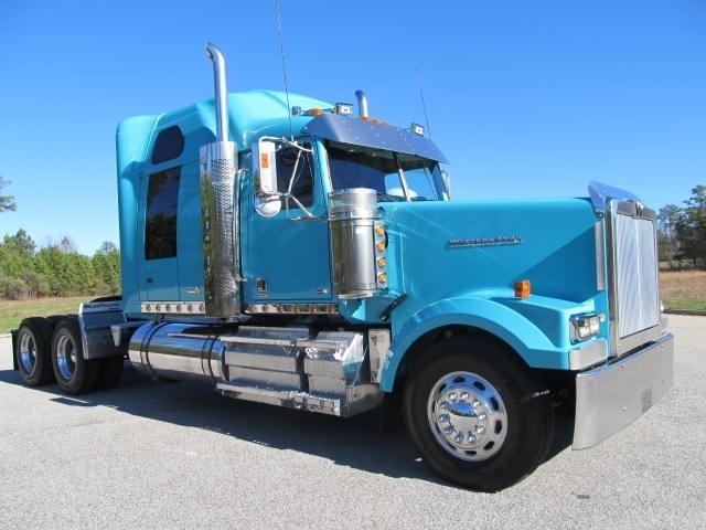 2013 Western Star 4964ex Conventional - Sleeper Truck