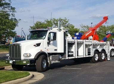 2017 Peterbilt 567 Conventional - Sleeper Truck