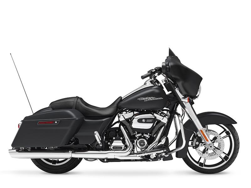 2017 Harley-Davidson FLHX