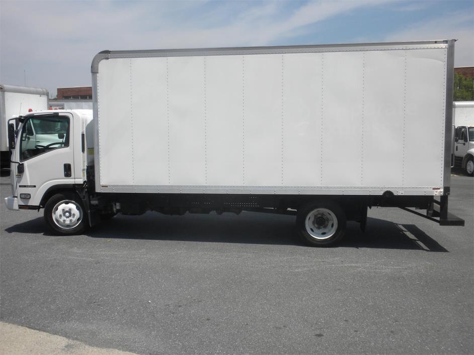 2008 Isuzu Nrr Box Truck - Straight Truck