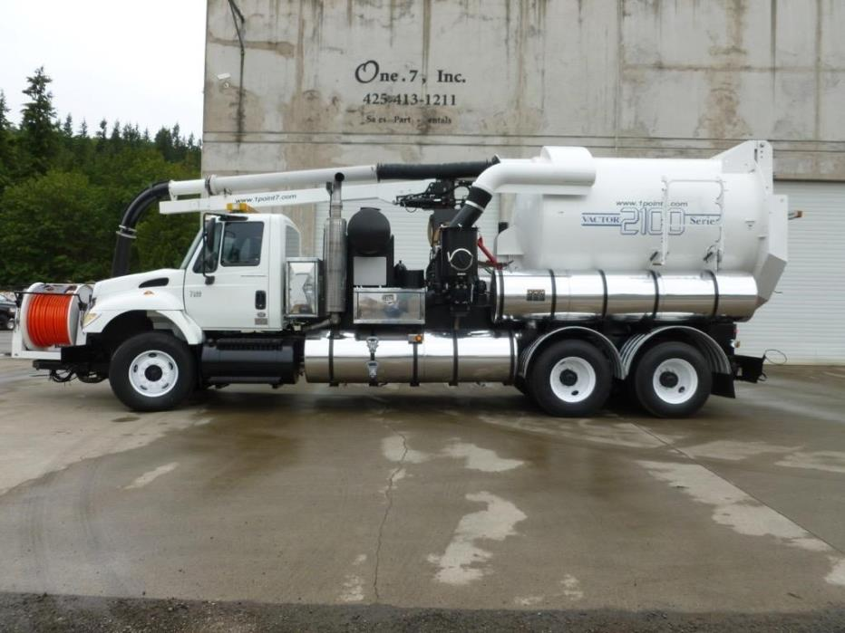 2007 Am General M945  Vacuum Truck