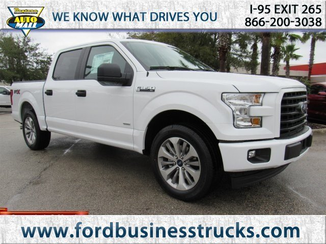 2017 Ford F150  Pickup Truck