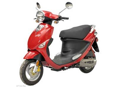 2008 Genuine Scooters Buddy 125