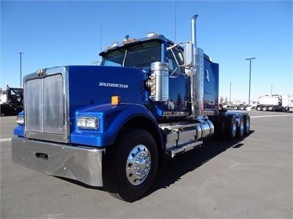 2013 Western Star 4900fa Conventional - Sleeper Truck