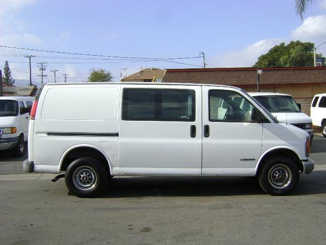 1997 Chevrolet Express  Cargo Van