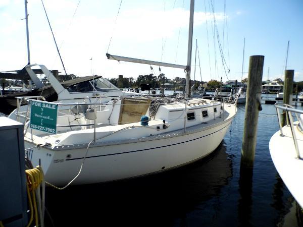 1985 Watkins cruiser
