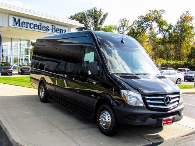 2016 Mercedes-Benz Sprinter 3500 Passenger Van