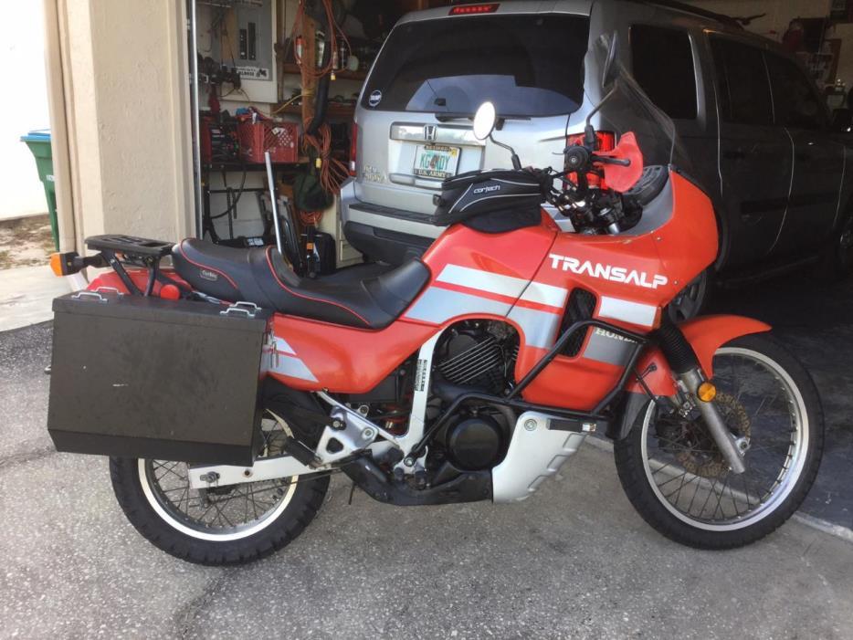 1990 Honda XL