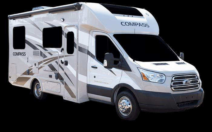 2017 Thor Motor Coach Compass 23TK
