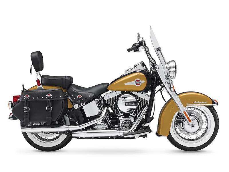 2017 Harley-Davidson FLSTC