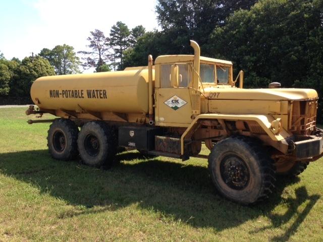 1979 Am General Truck  Water Truck