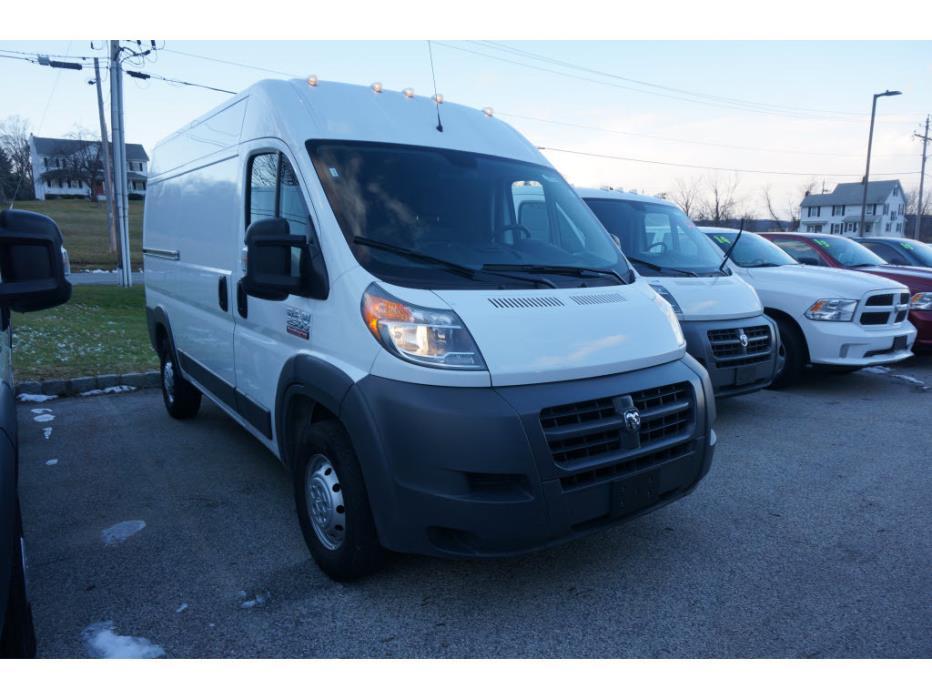 2016 Ram Promaster Cargo 2500 136 Wb  Cargo Van