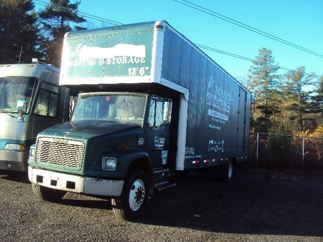 1994 Freightliner Fl70  Moving Van