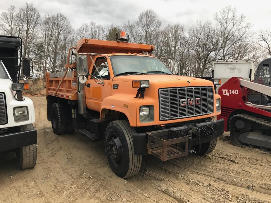Dump Truck for sale in North Carolina