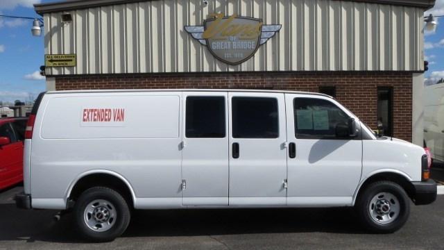 2013 Gmc Savana G2500 Cargo Van