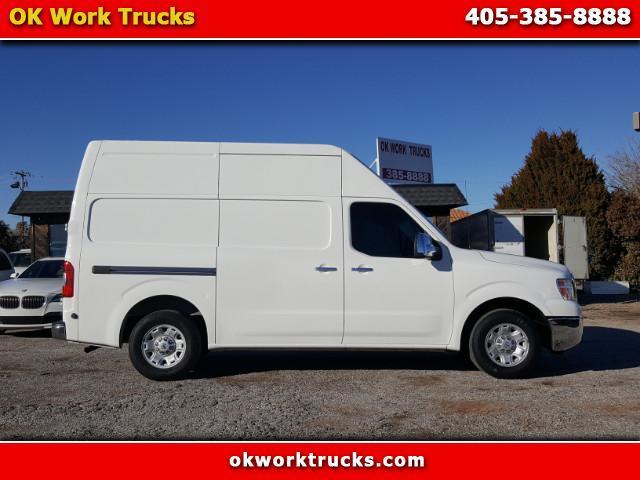 2012 Nissan Nv Cargo Cargo Van
