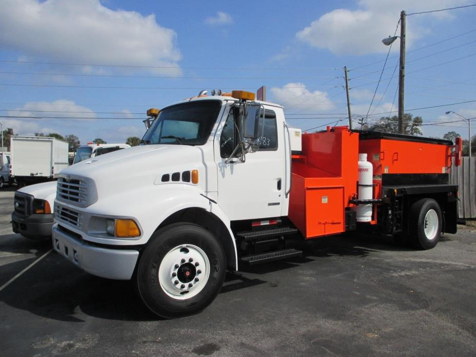 2002 Sterling Acterra  Mixer Truck