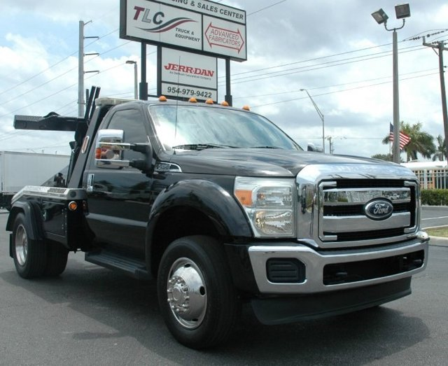 2011 Ford F450 Rollback Tow Truck