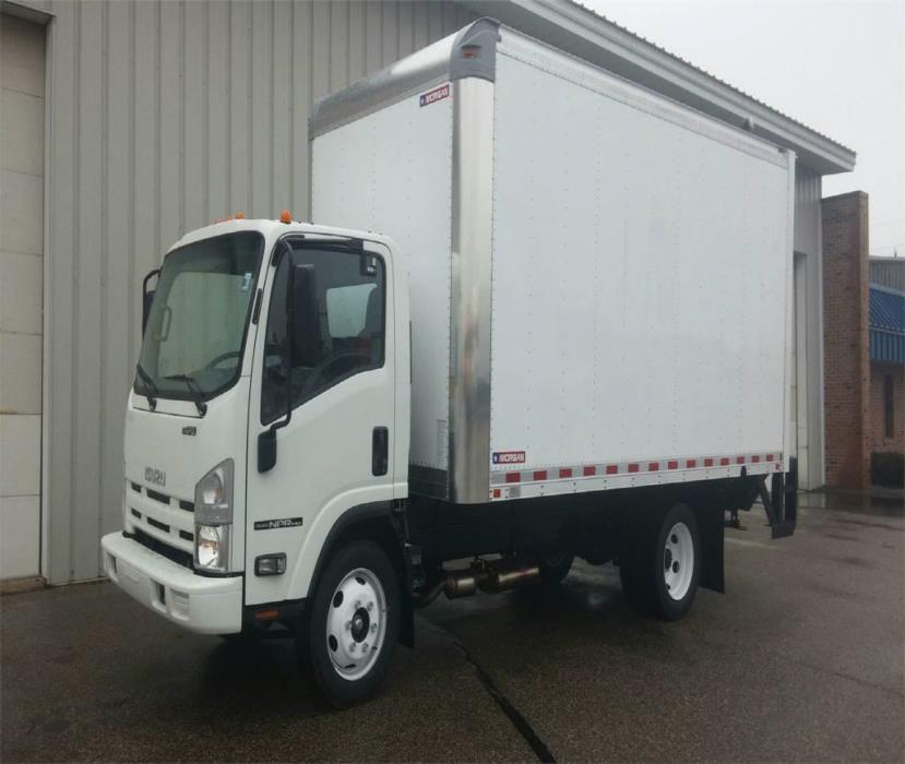 2015 Isuzu Npr Box Truck - Straight Truck