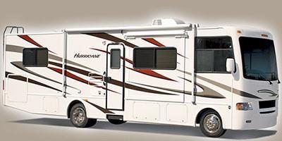 2011 Thor Motor Coach Hurricane 32A