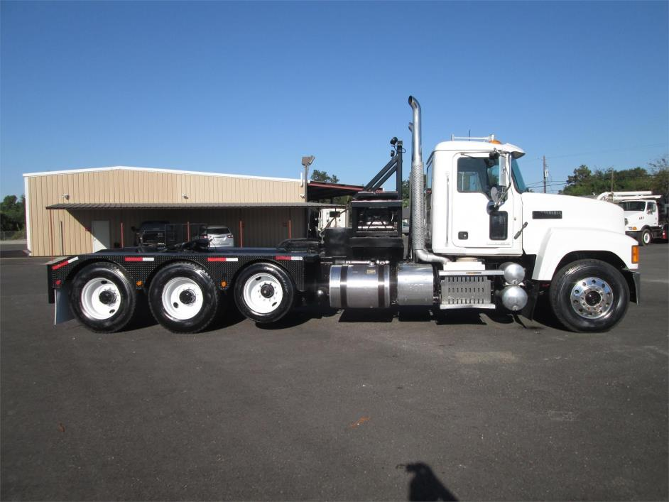 2012 Mack Ch613 Winch Truck