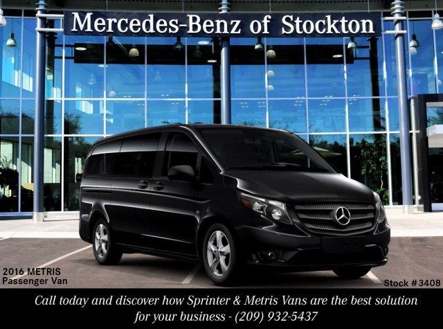 2016 Mercedes-Benz Metris Passenger Van Passenger Van