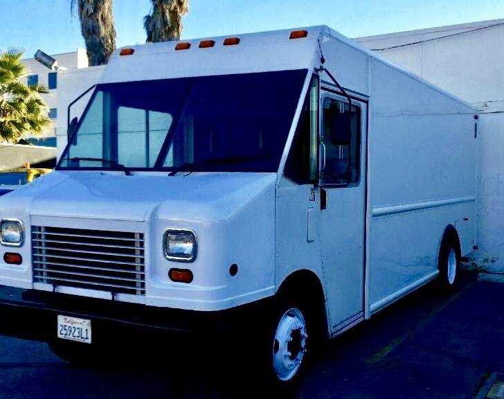 2012 Workhorse W42 Stepvan