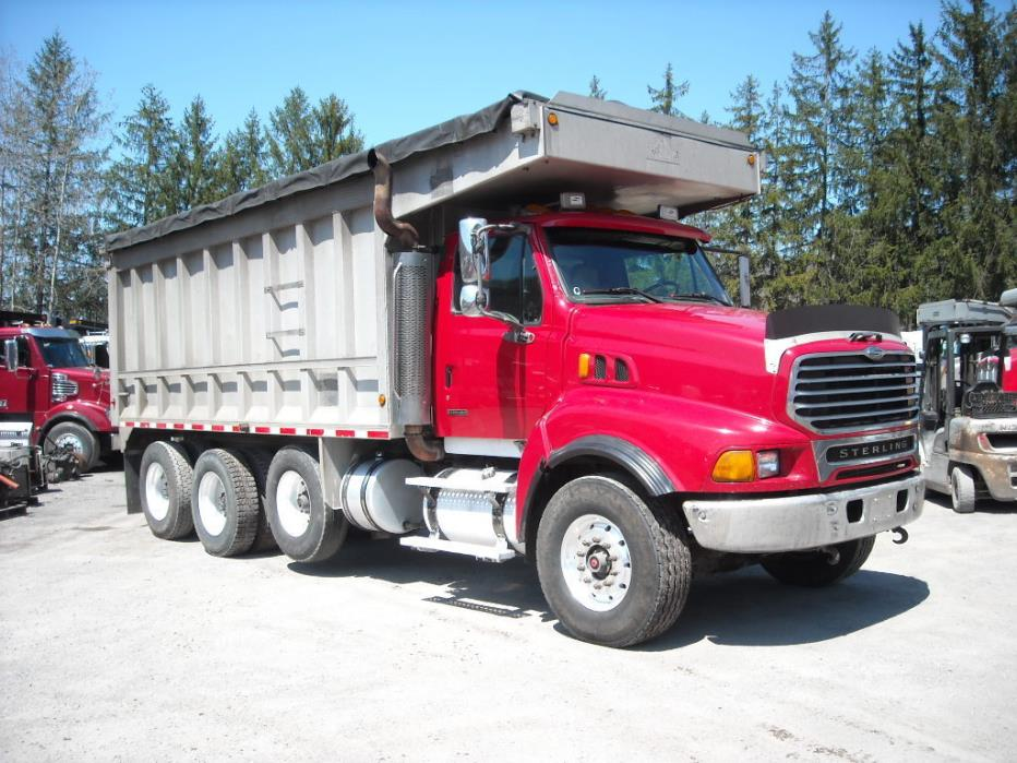2005 Sterling At9500 Dump Truck